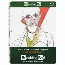 8013123048219 Sony Pictures Blu-ray Breaking Bad - Stagione 05 #01 (eps 01-08) (