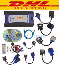 124032 NexiQ USB Link 2 Truck Diagnostic Tool + BT With Software Replaces 125032