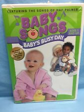 Baby Songs DVD ~ Baby's Busy Day for Ages 1+