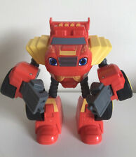 TRANSFORMING ROBOT RIDER BLAZE - Blaze and the Monster Machines - RARE