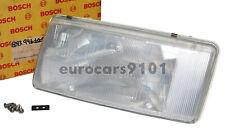 New! Audi HALOGEN HEADLAMP LEFT OEM BOSCH 893941105
