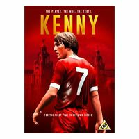 Liverpool FC Kenny Dalglish DVD Official