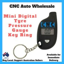 Digital Tyre Pressure Gauge Portable Car Auto Tire Mini LCD Key Ring Chain PSI