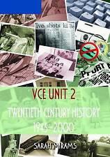 Twentieth Century History: 1945 to 2000: VCE Unit 2 by Sarah Mirams (Paperback,…