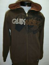 QUIKSILVER Mens Large L hoodie/hooded Sweatshirt