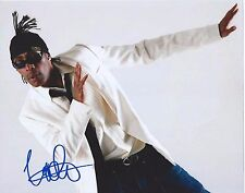 COOLIO signed 8x10 PHOTO COA AUTO GANGSTA'S PARADISE FANTASTIC VOYAGE RAP