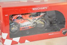 MINICHAMPS 122130004 - DUCATI DESMOSEDICI GP13 DOVIZIOSO MOTOGP 2013 1/12