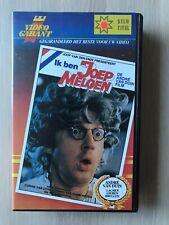 Andre Van Duin Joep Meloen Big Box Ex-Rental Vintage VHS Tape Dutch NL Videoband