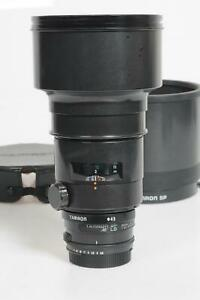 Tamron 360E AF 300mm f2.8 SP LD IF Lens Nikon [Film Body Only] #096