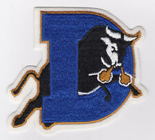 "DURHAM BULLS MINOR LEAGUE BASEBALL 4"" TEAM PATCH"
