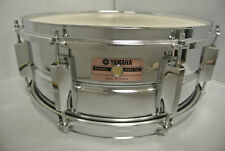 ADD this YAMAHA 14X5.5 CHROME SNARE DRUM to YOUR DRUM SET TODAY! LOT #K180