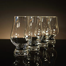 The Glencairn Crystal Whisky Glass - Four Glass Pack
