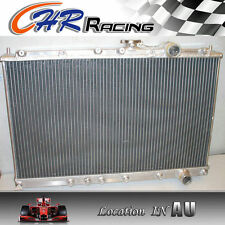 FOR Mitsubishi Lancer EVO 1 2 3 Race Aluminum Radiator