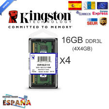 Kingston Technology Kcp3l16ss8/4 System Specific Memory 4GB Ddr3l 1600mhz Mod...