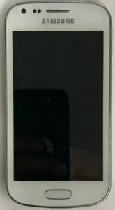 Samsung Galaxy S Duos Unlocked smartphone White