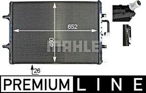 BEHR PREMIUM Intercooler Low Temperature Cooler Fits AUDI 4G 4H0145804E