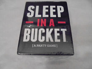 SLEEP IN A BUCKET [A Party Game] - If You Had To Game - Drunk Stoned Stupid LLC