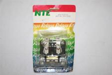 NTE Relay R04-7D30-12 DPST 30A-12VDC Heavy Duty Open Frame RLY1332 New