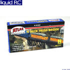 Atlas Trains 2547 N Deck Truss Bridge