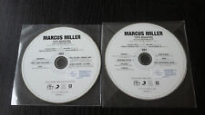 Marcus Miller Feat Christian Scott Tutu Revisited Sortie Printemps 2011 PROMO CD