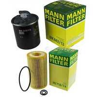 MANN-FILTER PAKET Mercedes-Benz Sprinter 2-T Kasten 901 902 216 CDI 208 3-T