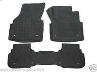 LAND ROVER DISCOVERY SPORT FRONT AND REAR MAT RUBBER FLOOR SET RHD DA4827