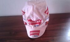 CAPPELLINO CAP VINTAGE CYCLING CICLISMO TEAM CARRERA JEANS EUROPE FLAGS