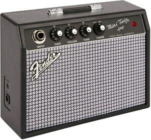FENDER Mini 65 Twin Amplifier AMPLIFICATORE PER CHITARRA 1W a Batterie NUOVO