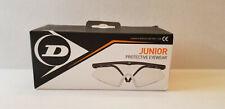 Dunlop Sport Junior Proctective Eyewear (new open box)