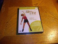 collection body training slim & fit nancy marmorat dvd sealed region 1
