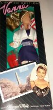 1992 Vanna White in Usa Red white & Blue Nrfb Fashion fits Barbie