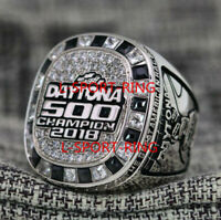 New NASCAR 60th Annual 2018 DAYTONA 500 Championship Ring 8-14Size Austin Dillon