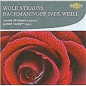 Dawn Upshaw Sings Wolf, Strauss, Ives, Weill CD NEW
