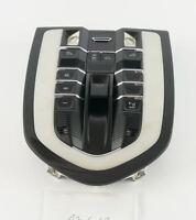 Porsche Panamera Turbo Bj.2010 - Bedieneinheit Bedienfeld 7PP959551