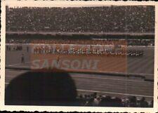 FOTO STADIO DI CALCIO ANNI '50 / '60 CAMPO PALLONE   C9-90