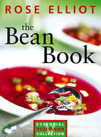 The Bean Book (Essential Vegetarian Collection Seri... by Elliot, Rose Paperback