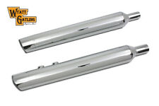 Wyatt Gatling Slash Muffler Set,for Harley Davidson,by V-Twin