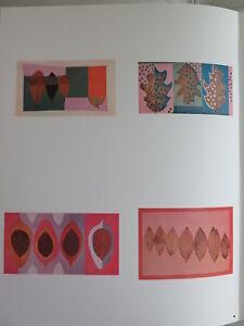 Josef Albers Original Silkscreen Folder XXV-4 Left Interaction of Color 1963