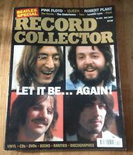 RECORD COLLECTOR MAGAZINE DEC 2003  292 BEATLES COVER