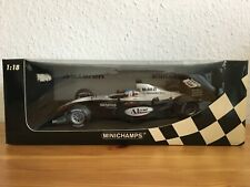 Alexander Wurz Mclaren Mercedes MP4-18 2003 Minichamps 1:18