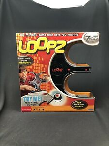 loopz game Memory game that gets you moving! Challenge your Memory!