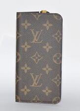 Original Louis Vuitton Monogram Canvas I phone 6 Plus Handy Hülle NEU