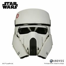 Star Wars Rogue One AT-ACT Driver Weathered Helmet Anovos 1:1 Prop Replica New