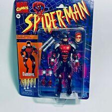 Marvel Legends Retro SPIDER-MAN Classic Daredevil 6in Action Figure IN STOCK