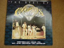 COMMODORES-The Best Of Commodores (1982) Vinyl LP Gatefold -Arcade