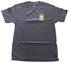 Fourstar Zig Zag Sample Men's Charcoal Grey Tshirt - Large SRP £24.99