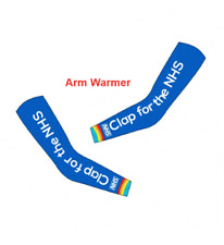 NHS Arm Warmer in support of NHS Roubaix, Ideal for Cold