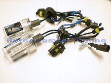 COPPIA LAMPADE LAMPADINE H7 4300K RICAMBIO PER KIT XENON HID LUCE BIANCA BULBI