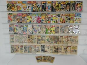 Huge Lot 75 Silver Age Low Grade Readers *Please See Description! W/Batman/MORE!