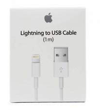Apple Lightning USB Charging Cable 1m 100% authentic